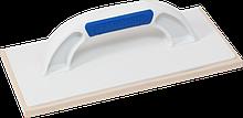 Kubala Терка Kubala з білою щільною гумою 140*280 мм
