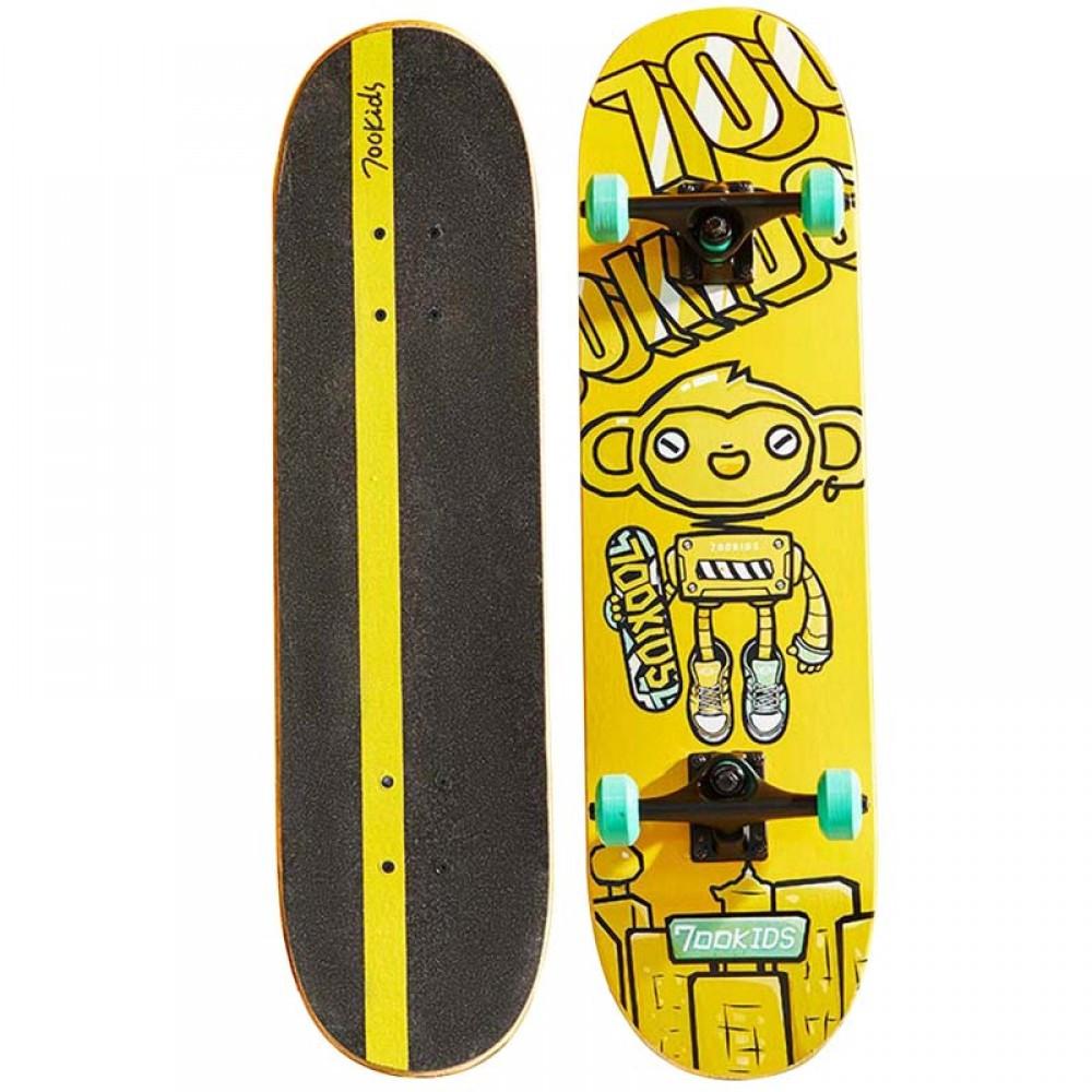 Скейтборд Xiaomi 700Kids Double-Up Skateboard (Робот) (SKB-3108)