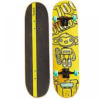 Скейтборд Xiaomi 700Kids Double-Up Skateboard (Робот) (SKB-3108), фото 1