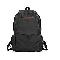 Городской рюкзак Muzee 1898 Retro Black (USB), фото 1