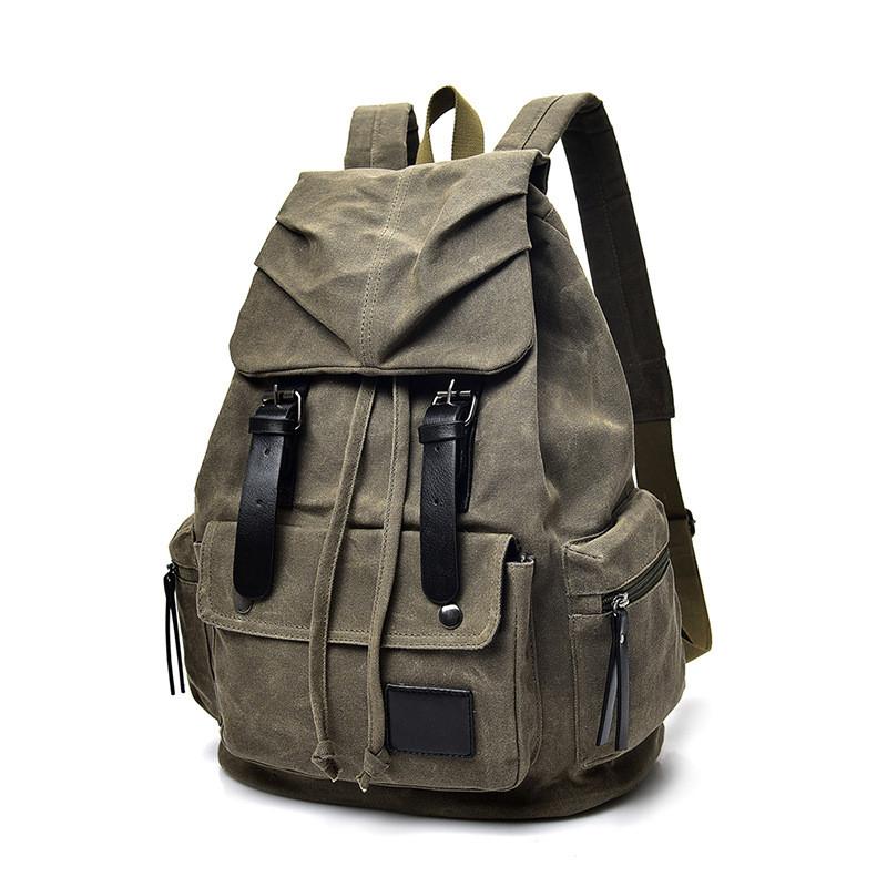 Городской рюкзак Manjian WD012 Green