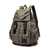 Городской рюкзак Manjian WD012 Green, фото 1