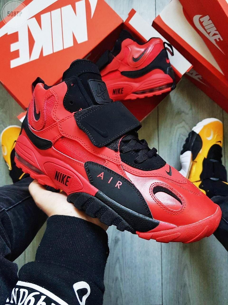 Мужские кроссовки Nike Speed Turf University Red/black