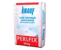 KNAUF Perlfix гіпсовий клей для гіпсокартону, 30 кг