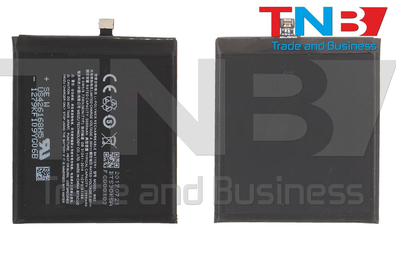 Батарея MEIZU BT53 MEIZU Pro 6 Li-Polymer 3.85V 2560mAh ОРИГИНАЛ