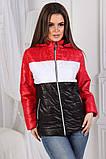Жіноча куртка-3 кольори,Розміри:46,48,50, фото 3