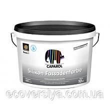 Краска фасадная силиконовая Capatect Silikon Fssadenfarbe