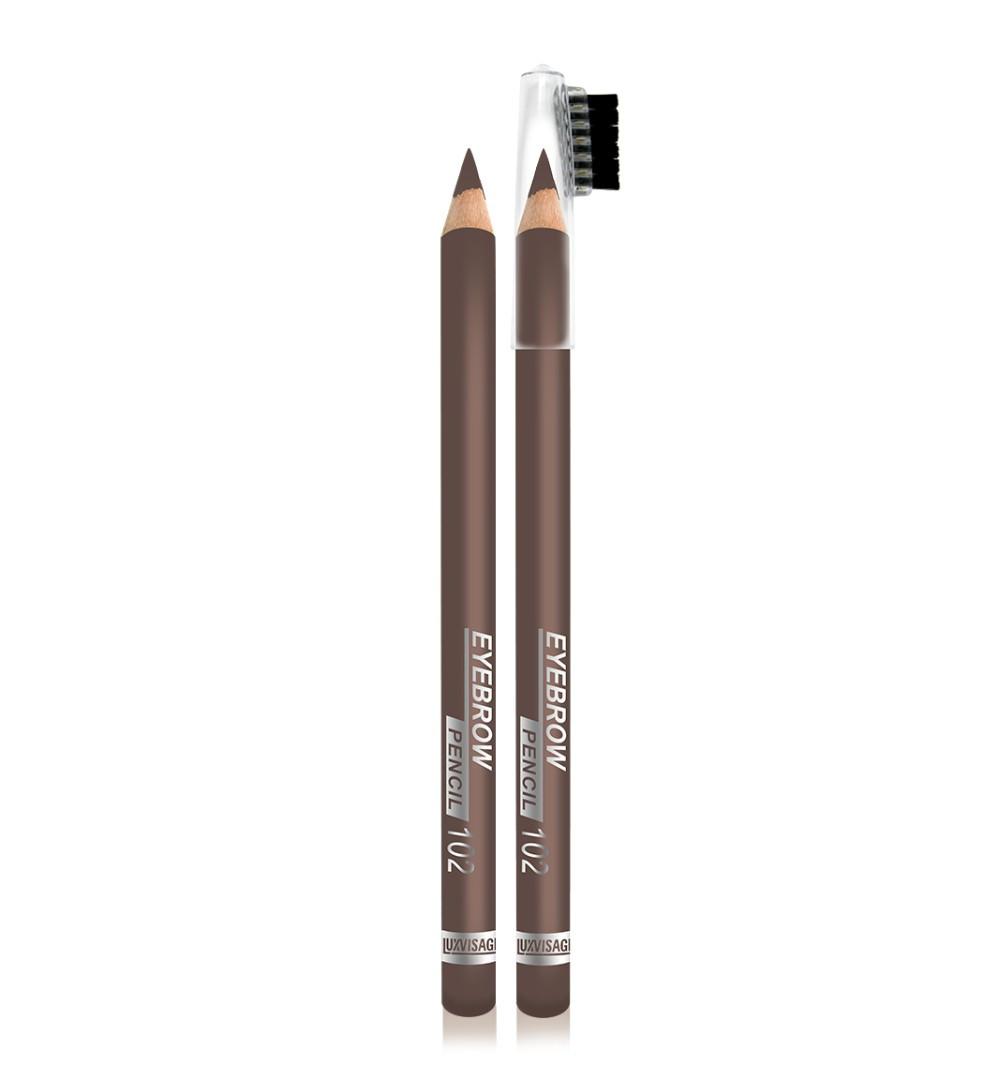 Олівець для брів Luxvisage №102 Шатен