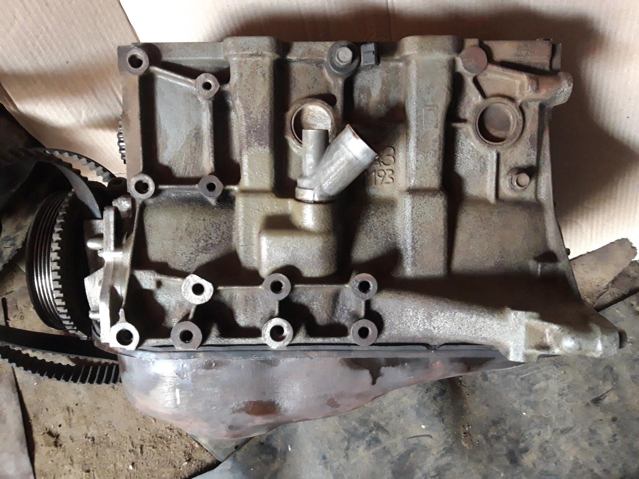 Двигатель 1.6 16-ти клапанный ВАЗ 2170 2171 2172 Приора без головки б у