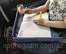 Стол в авто для ребёнка Детский столик на автокресло, фото 3