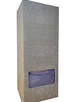 Сатиновая простынь на резинке с наволочками на матрас 180*200 см Темно серый