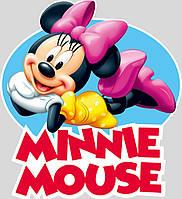 """Наклейка на коробку сюрприз """"Минни Маус"""", фото 1"""