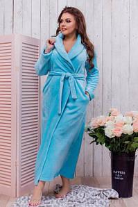 Халаты, пеньюары, пижамы женские большого размера