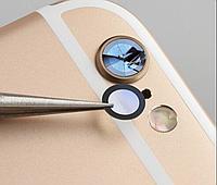 Apple iPhone 4G/4S Пылезащитная прокладка на основную камеру