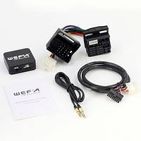 Автомобильный mp3 адаптер WEFA WF-605 FORD2 MP3/USB/AUX для для FORD 6000CD