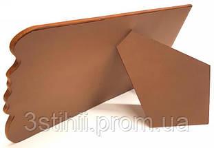 Рамка для фото Макей Золотая рыбка кожаная (519-08-03), фото 3