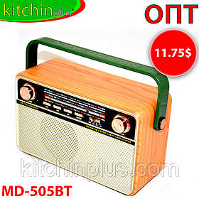 Радіоприймач Kemai MD-505BT