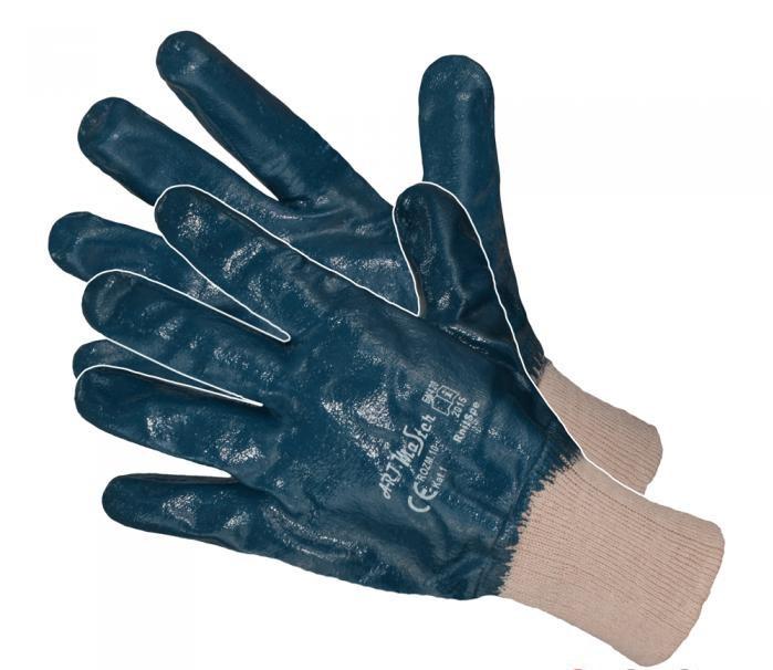 Защитные перчатки Artmas RnitSpe kat.1, синий