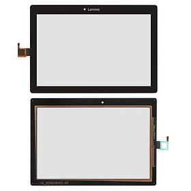 Сенсор (тачскрін) для Lenovo A10-30 Tab 2 10.1 чорний Оригінал
