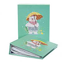 "Фотоальбом ""Ведмедик з парасолькою"" (40 фото 10х15), фото 1"