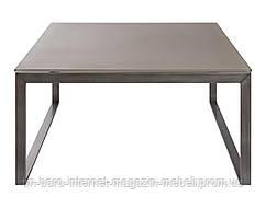 Стол журнальный BRIGHTON S (89.5*89.5*45см) мокко, Nicolas