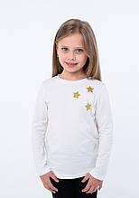Кофта для девочек - G-20920W_молочный (рр.98, 104,116)