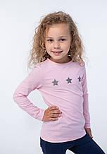 Кофта для девочек - G-20920W_св.розовый (рр.98, 104, 122)