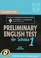 Preliminary English Test 1