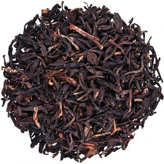 Китайский черный Чай  золотой Юннань крупно листовой Tea Star 50 гр