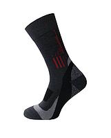 Спортивные треккинговые носки Sesto Senso Trekking Basic (original) хлопковые демисезонные, термоноски 42-44