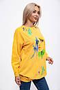 Батник женский 123R18005 цвет Горчичный, фото 4