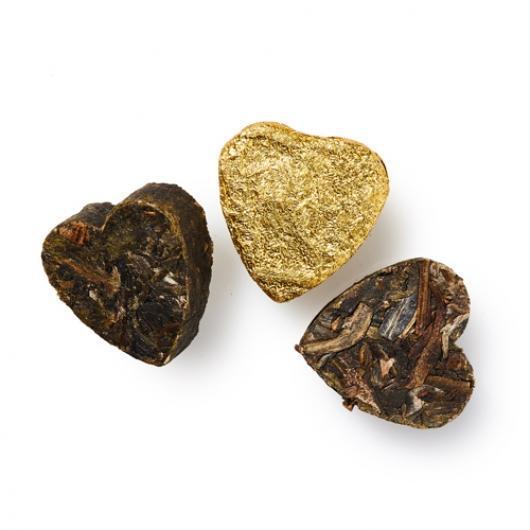 Китайский Черный Чай  пуер Золотой дракан Tea Star 50 гр