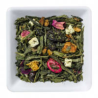 Чай Зеленый Солнечный виноград крупно листовой Tea Star 100 гр Германия