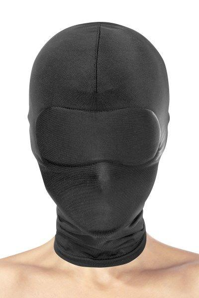 Капюшон для БДСМ Fetish Tentation Closed Hood