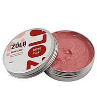 Zola Скраб для бровей, 100мл.