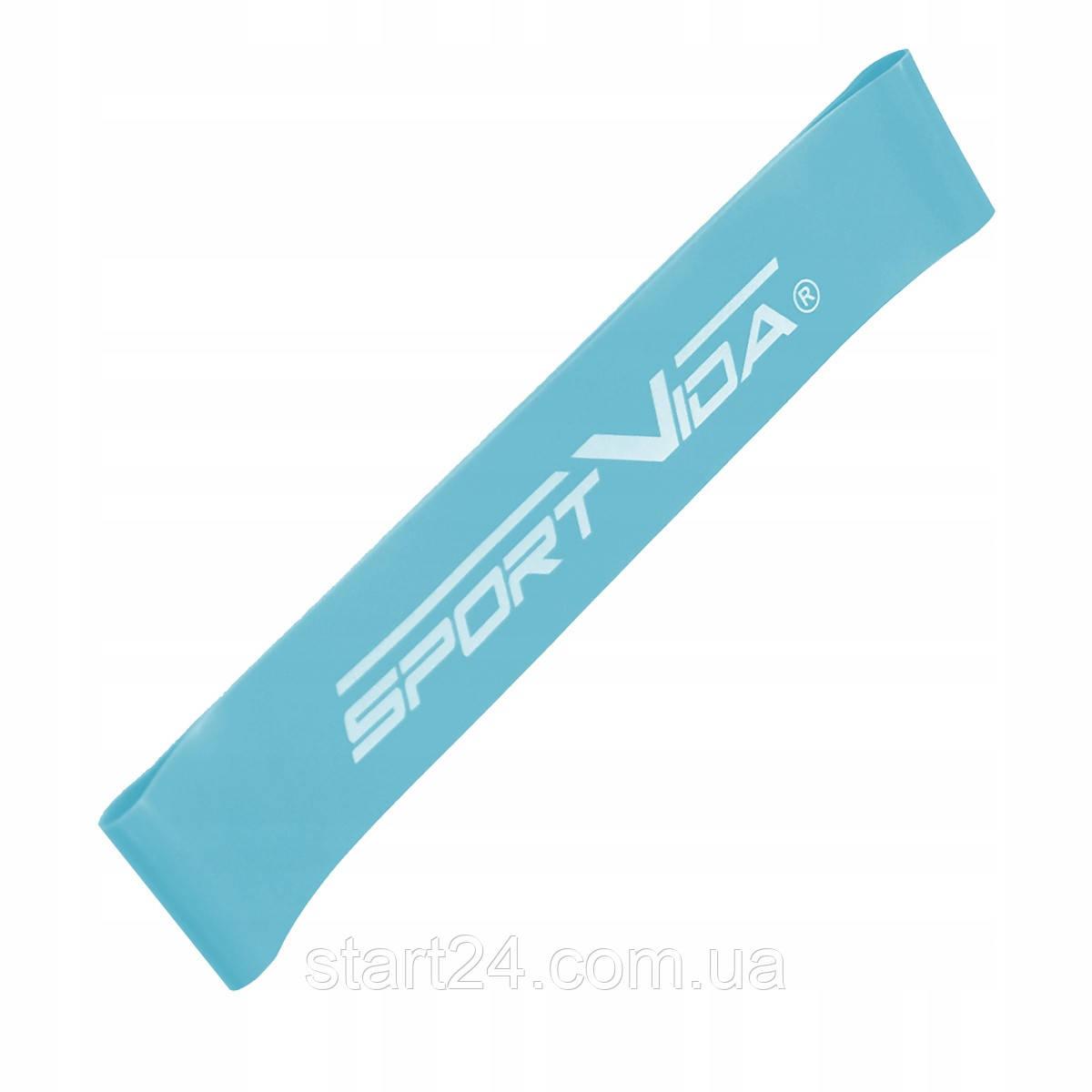 Резинка для фитнеса и спорта (лента-эспандер) SportVida Mini Power Band 0.6 мм 0-5 кг SV-HK0200