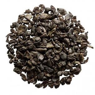 Китайский зеленый Чай  Черный Порох крупно листовой Tea Star 50 гр, фото 2