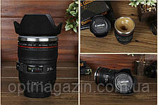 Кружка-термос в виде объектива Cup camera lens, фото 2