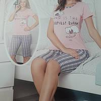 """Пижама женская с бриджами """"Asma"""", фото 1"""