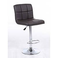Комплект барных стульев хокер Bonro B-628 коричневый (2шт)
