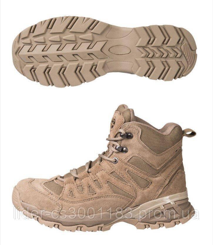 Mil-Tec Squad Boots Coyote Взуття тактичне EU44