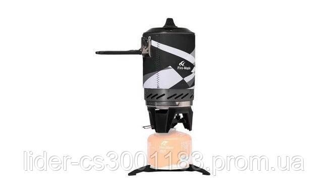 Система приготування їжі Fire-Maple FMS-X2 чорна
