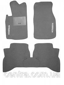 Текстильные коврики в салон на  Mitsubishi Pagero Sport 1998-2010