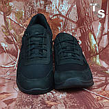 Тактические кроссовки JAGUAR нубук cordura черные, фото 5
