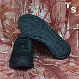Тактичні кросівки JAGUAR нубук кордура чорні, фото 6