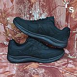 Тактические кроссовки JAGUAR нубук cordura черные, фото 10