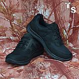 Тактичні кросівки JAGUAR нубук кордура чорні, фото 9
