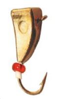 """Мормышка """"Молоток с ушком"""" # 2525 Золото"""