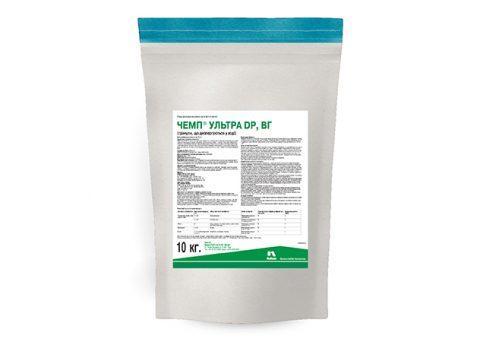 Фунгицид Чемп Ультра DP  Nufarm  гидроксид меди, 576 г / кг  10 кг