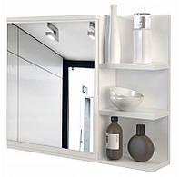 Шафа з дзеркалом для ванної LUMO PRAWE, фото 1
